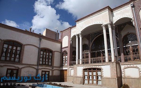 خانه حیدرزاده در تبریز