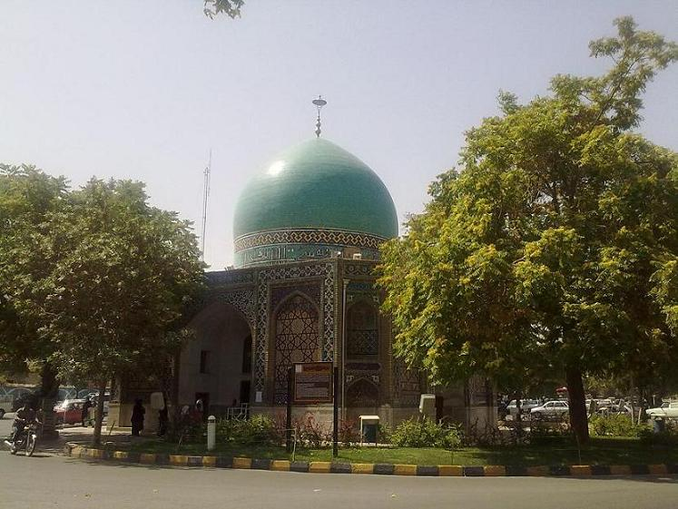 Gonbad Sabz