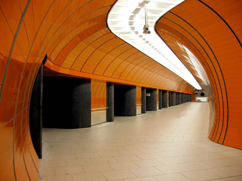 Munich_subway_Marienplatz_extension
