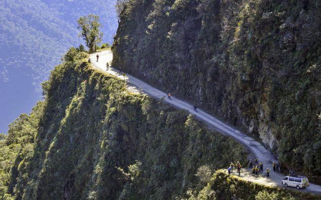 جاده یونگاس