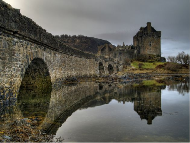 Eilean Donan Castle, Scotland 13