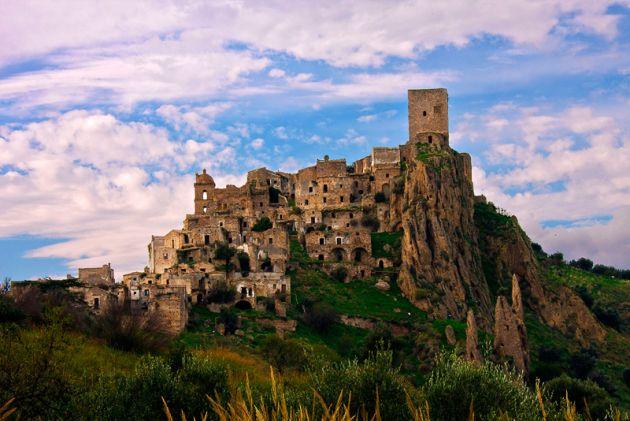 شهر ارواح ایتالیا1