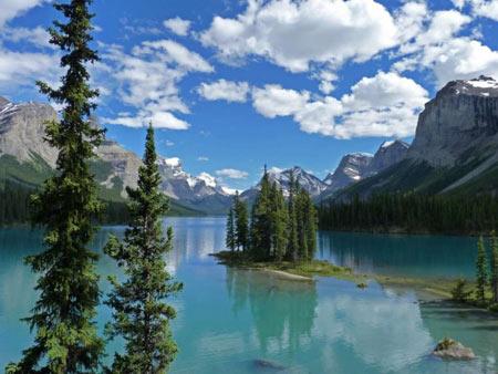 2پیاده روی در آسمان یخچال طبیعی کانادا