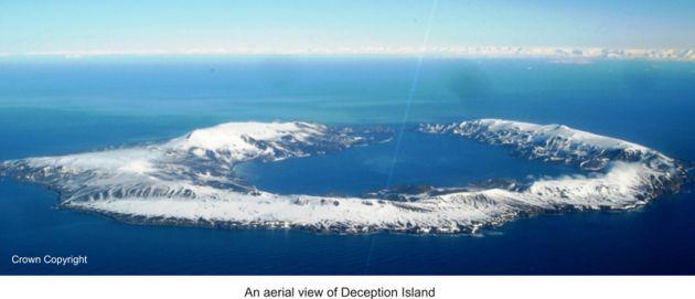 AerialViewOfDeceptionIsland