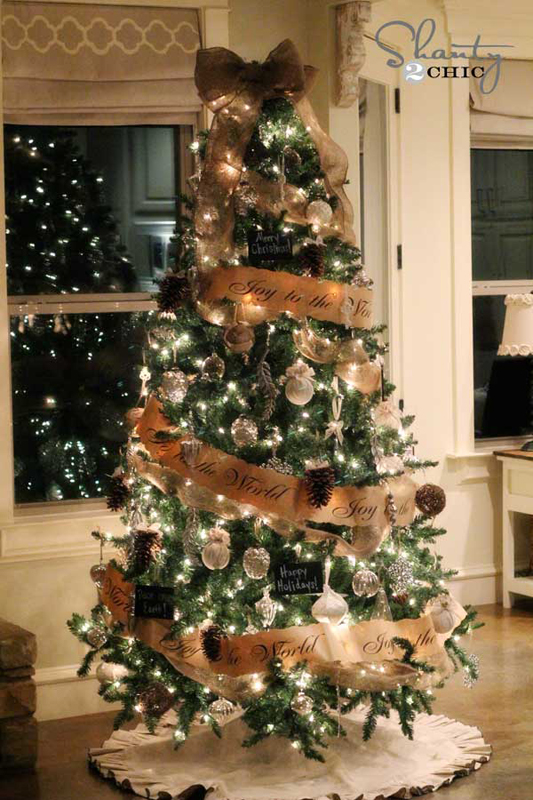 DIY-Christmas-Tree-decoration-Ideas-13