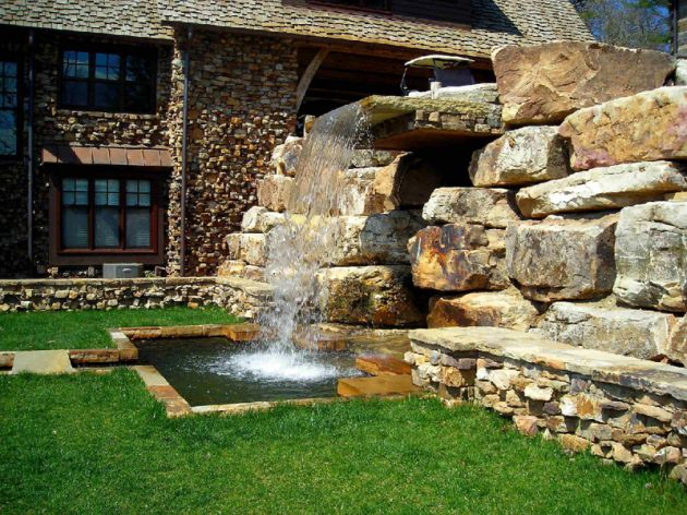 amazing-waterfall-house-garden-design-house-garden-with-small-waterfal
