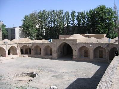 کاوانسرای شاه عباس