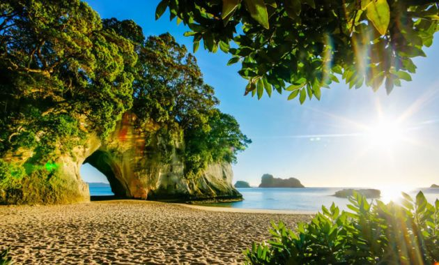 Top-10-Unusual-Beaches-Cathedral-Cove-2-740x446