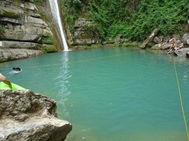 آبشار شیر آباد1
