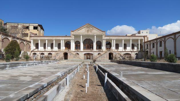 موزه قاجار ( خانه امیر نظام)