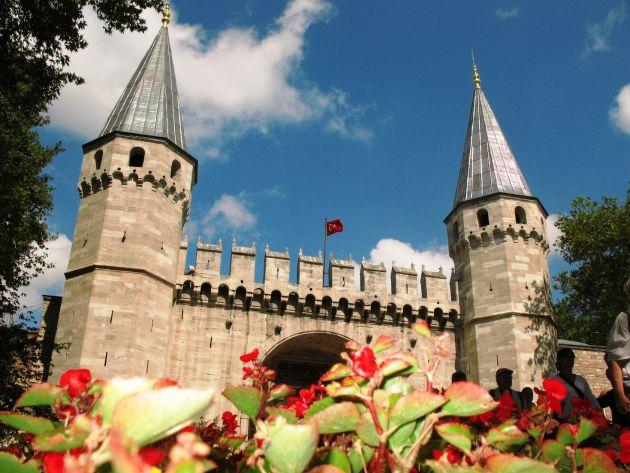 Дворец Топкапы в Стамбуле 20