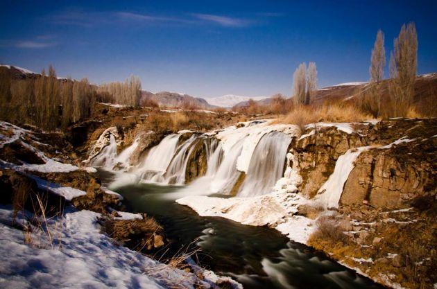 آبشار مرادیه (2)