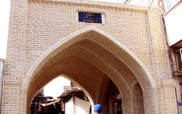 بازار قدیم دزفول (1)