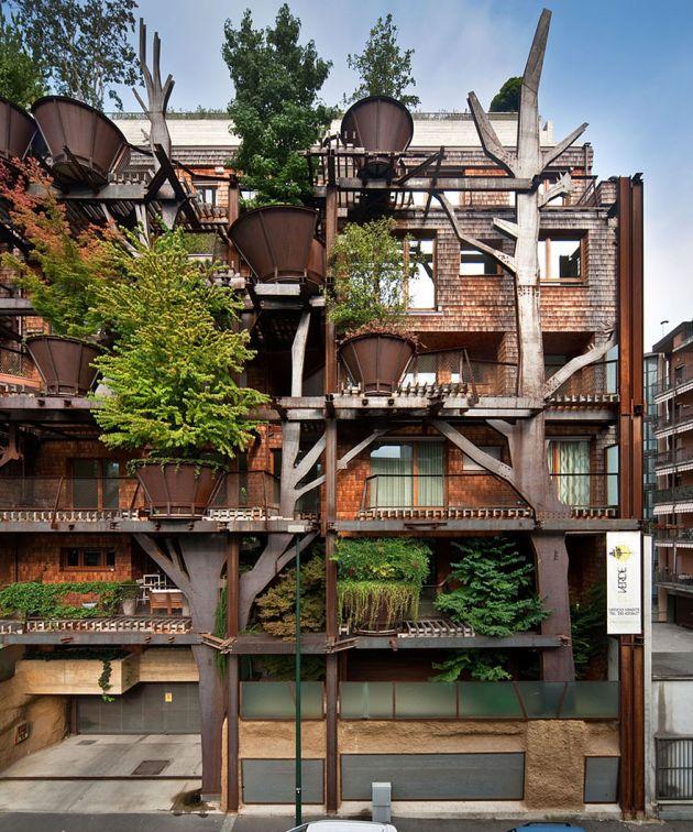 خانه درختی (1)