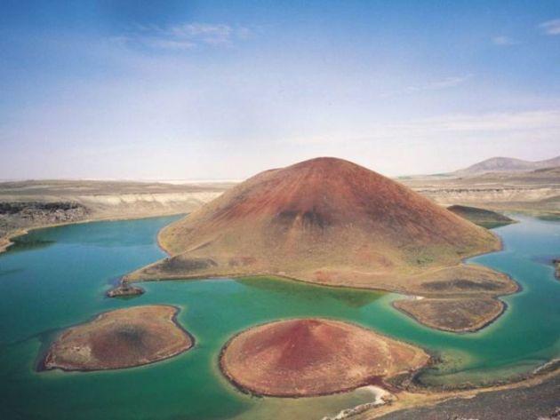 دریاچه مکه ترکیه (8)