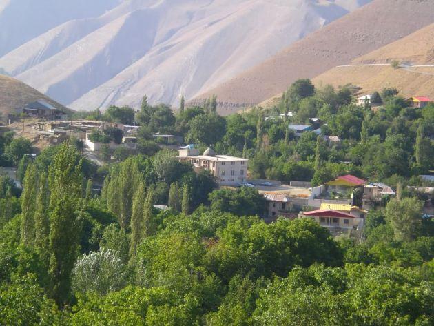 روستای-ارنگه