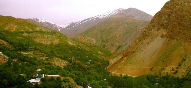 روستای لیلستان