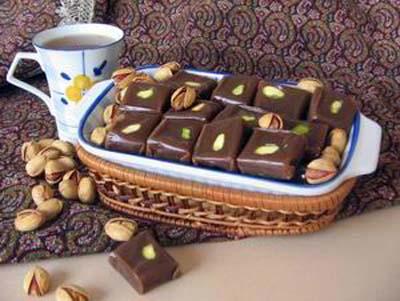شیرینی-ریس