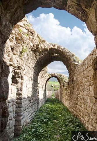 قلعه-منیژه-کوهدشت