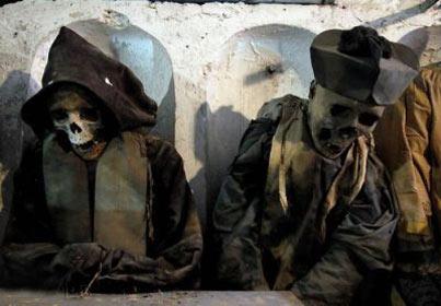 موزه جنازه های مومیایی (14)