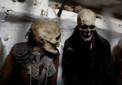 موزه جنازه های مومیایی (17)