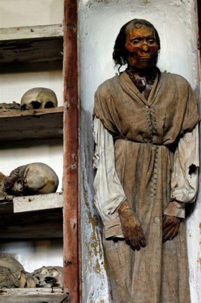 موزه جنازه های مومیایی (19)