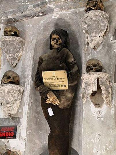 موزه جنازه های مومیایی (2)