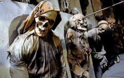 موزه جنازه های مومیایی (20)