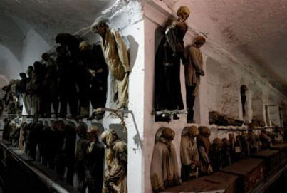 موزه جنازه های مومیایی (21)