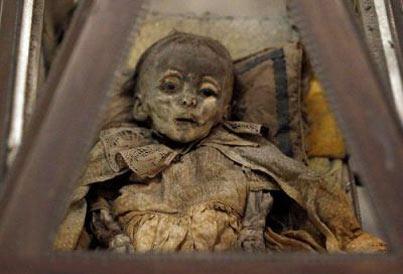 موزه جنازه های مومیایی (22)