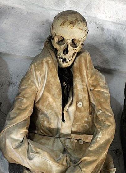 موزه جنازه های مومیایی (3)