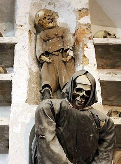 موزه جنازه های مومیایی (6)