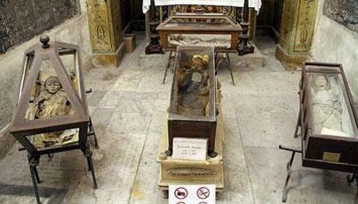 موزه جنازه های مومیایی (9)