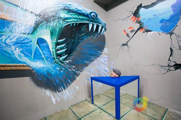 موزه سه بعدی فیلیپین (1)