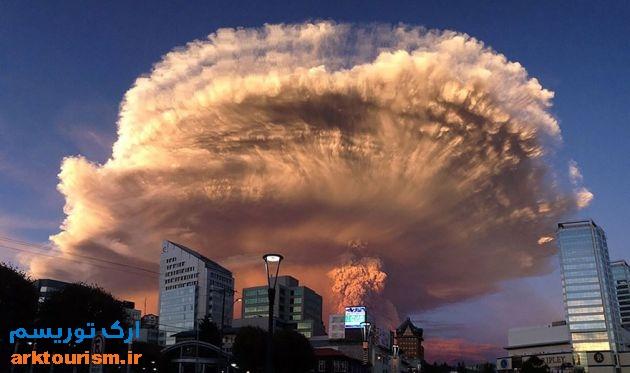 آتشفشان کالبوکو شیلی (13)