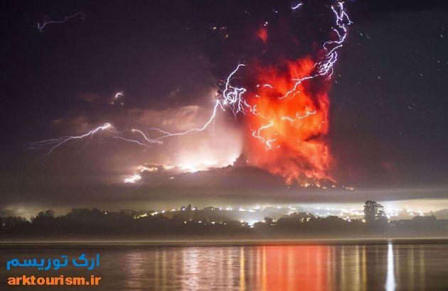 آتشفشان کالبوکو شیلی (15)