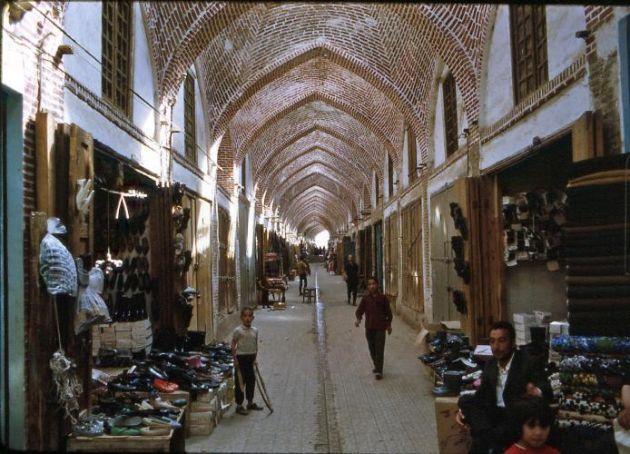 بازار اهر (2)