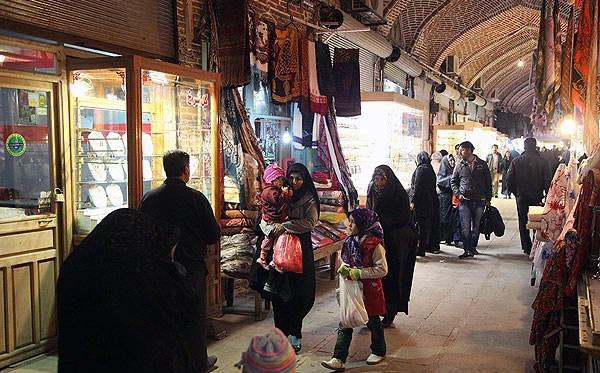 بازار اهر (7)