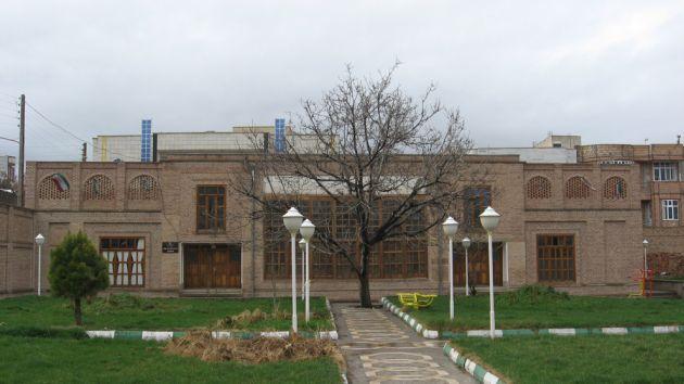 خانه دکتر قاسم خان اهری  (8)
