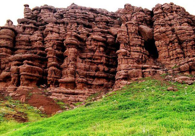 دره هفت غار (7)