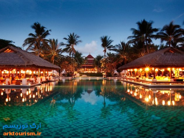 رستوران بالی