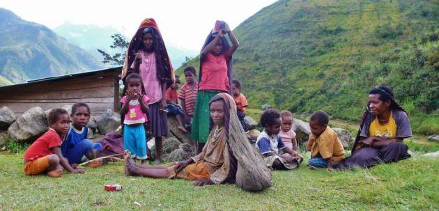 قبیله دانی در دره بالیم (2)