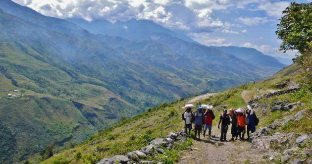 قبیله دانی در دره بالیم (7)
