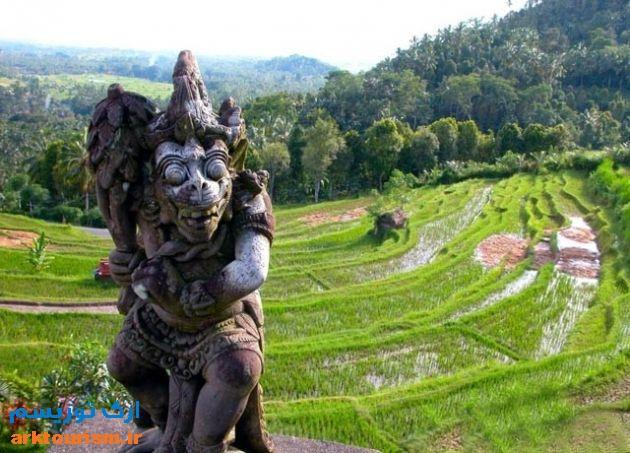 مجسمه بالی