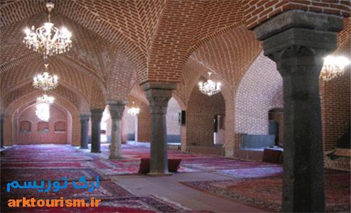 مسجد جامع اهر (1)