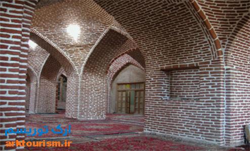 مسجد جامع اهر (2)