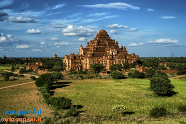 معبد هامایانگی باگان (6)