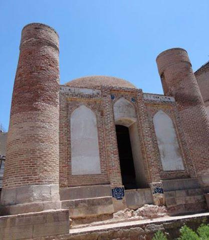 مقبره پادشاهان روادی تبریز (4)