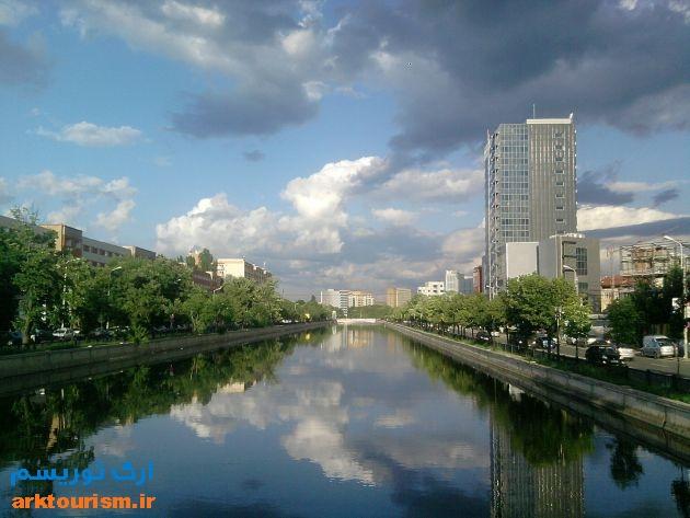 پل بخارست