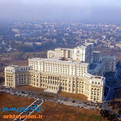 کاخ پارلمان بخارست